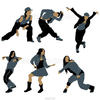 Dancing Feet Clip Art.