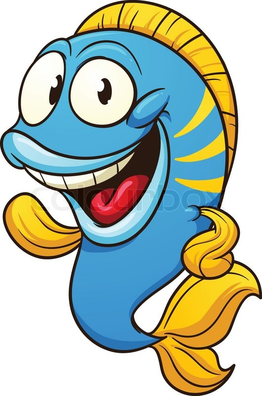 Dancing Fish Clipart Clipground