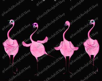 Flamingo clipart dancing, Flamingo dancing Transparent FREE.