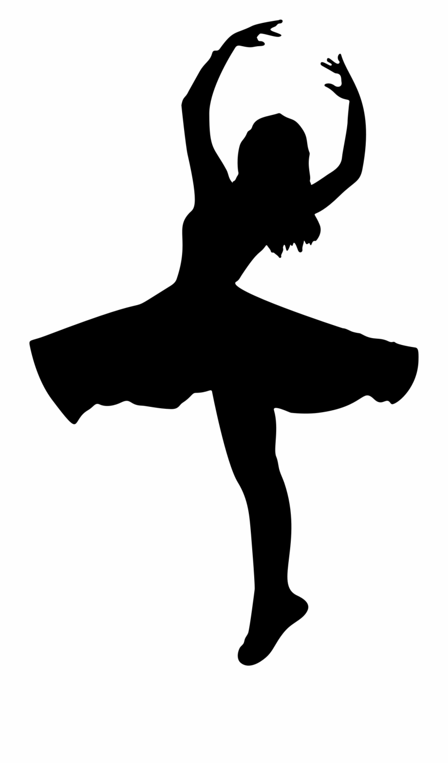 Dancer Clipart Female Dancer.