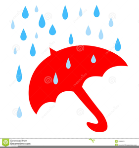 Free Dancing In The Rain Clipart.