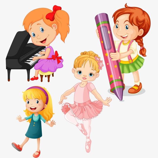Dancing kids clipart 7 » Clipart Portal.