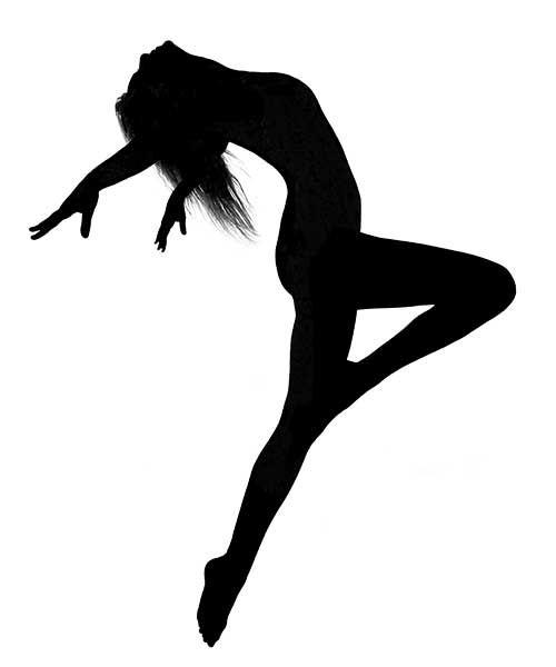 Dancing lady.