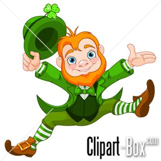Dancing leprechaun clipart free » Clipart Portal.