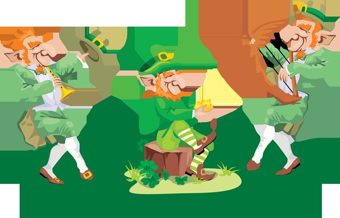 Free Dancing Leprechaun Clipart, Download Free Clip Art, Free Clip.