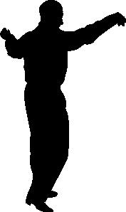 Dancing Guy Clip Art at Clker.com.