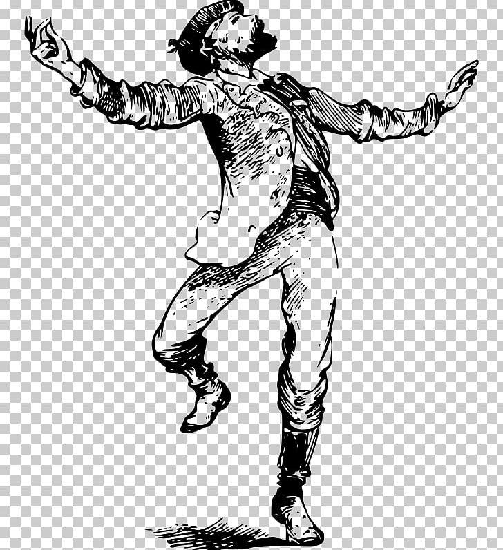Vintage Dancing Man PNG, Clipart, Dancers, People Free PNG Download.
