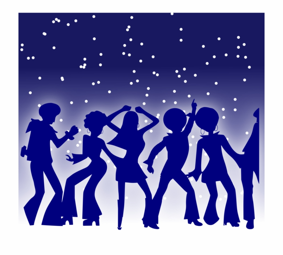 Free Party Graphics Of Parties Disco Dancers.