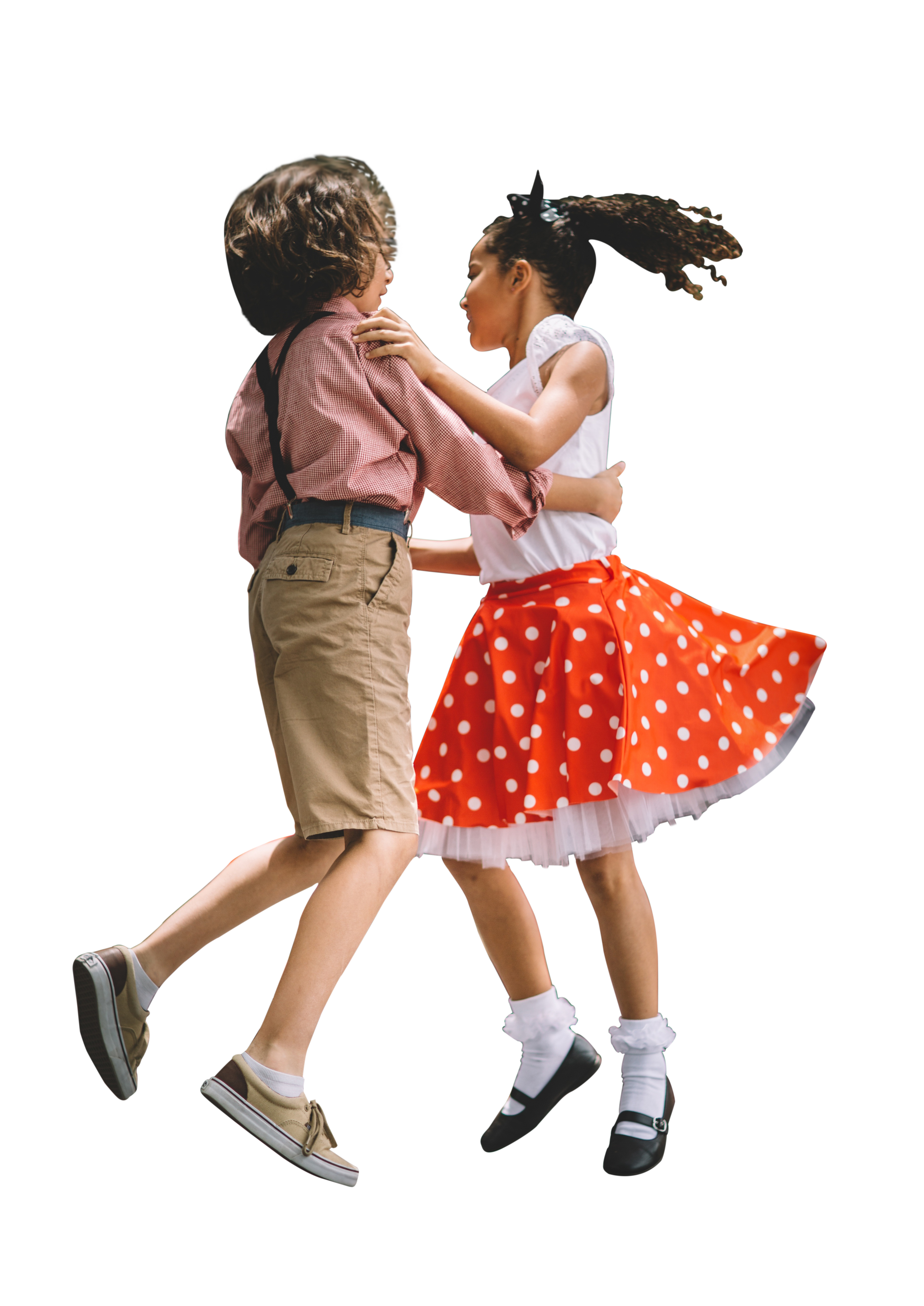 Couple Dance PNG Image.