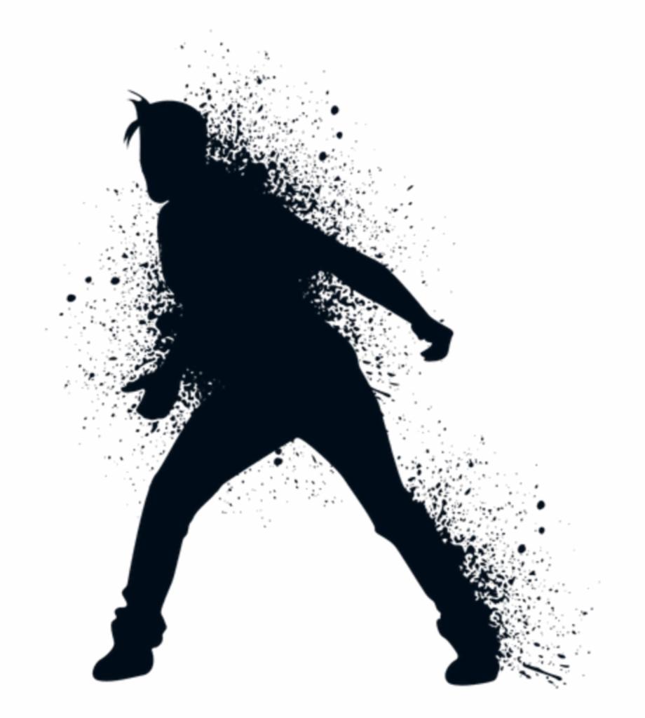 ftestickers #man #dancer #dancing #silhouette.