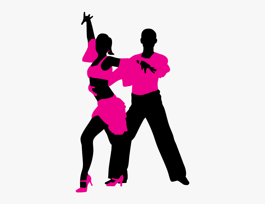 Clipart Black And White Download Salsa Dancing Clipart.