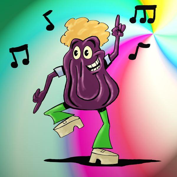 Dancing Raisin Clip Art Related Keywords & Suggestions.
