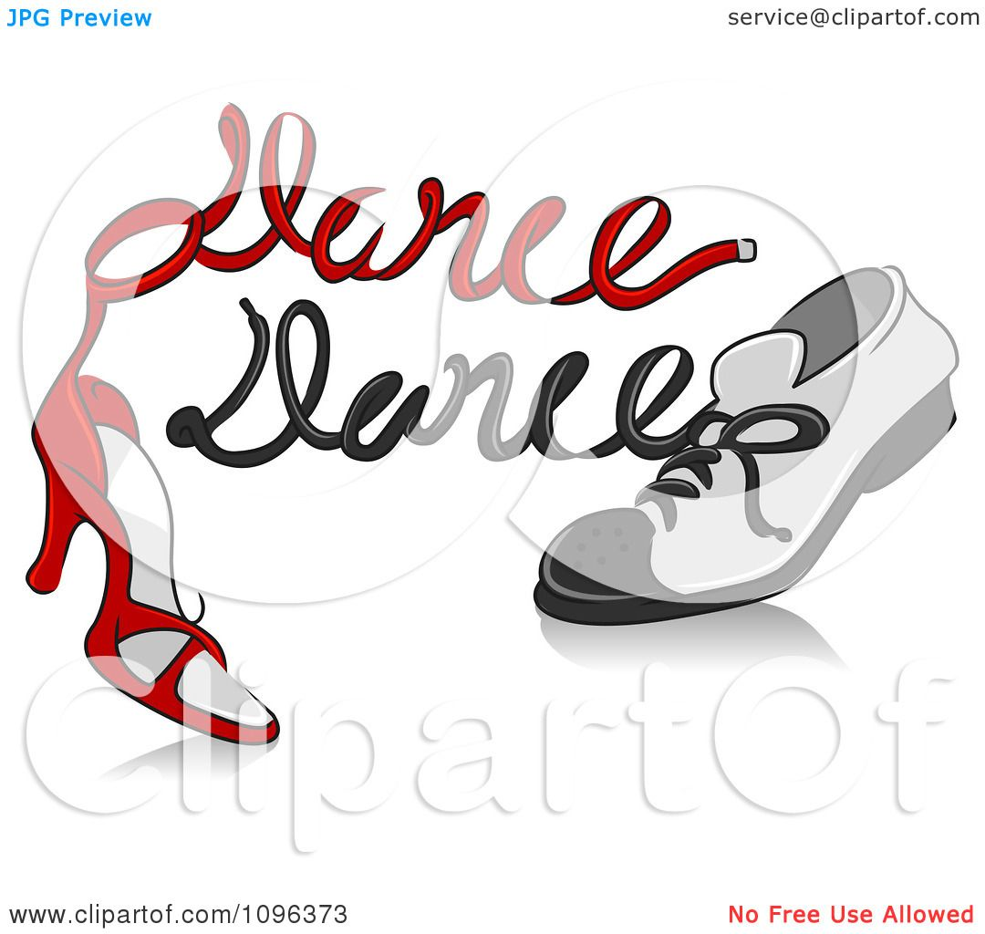 Dance Shoes Clipart at GetDrawings.com.