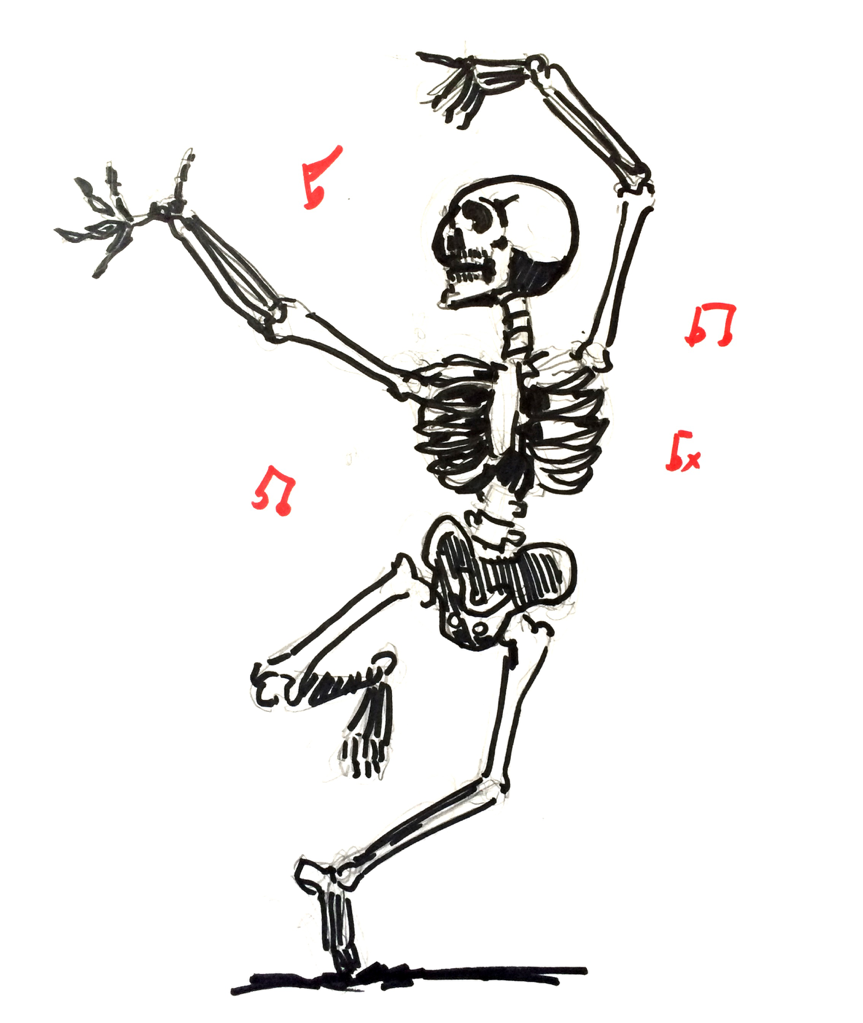 Dancing Skeleton Png (113+ images in Collection) Page 2.