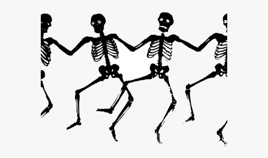 Dancing Skeleton Clipart, Cliparts & Cartoons.