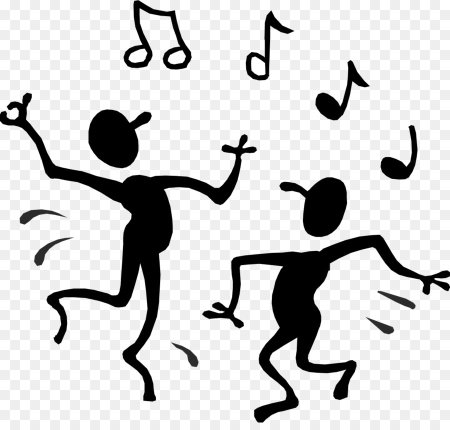 Stick People Dancing Clipart & Free Clip Art Images #13695.