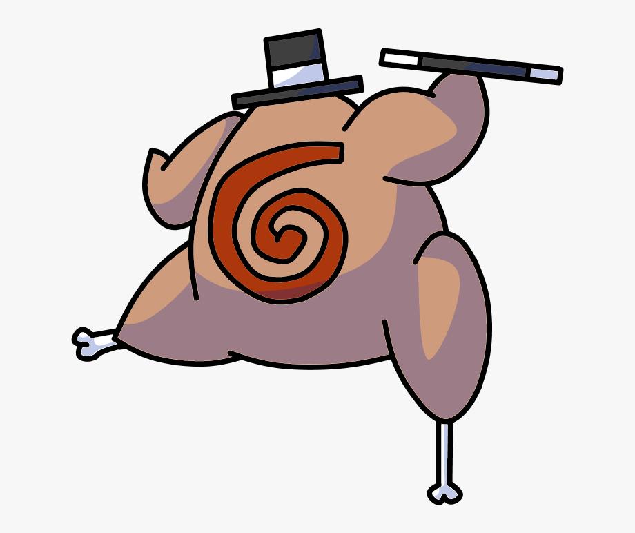 Turkey Clip Dancing.