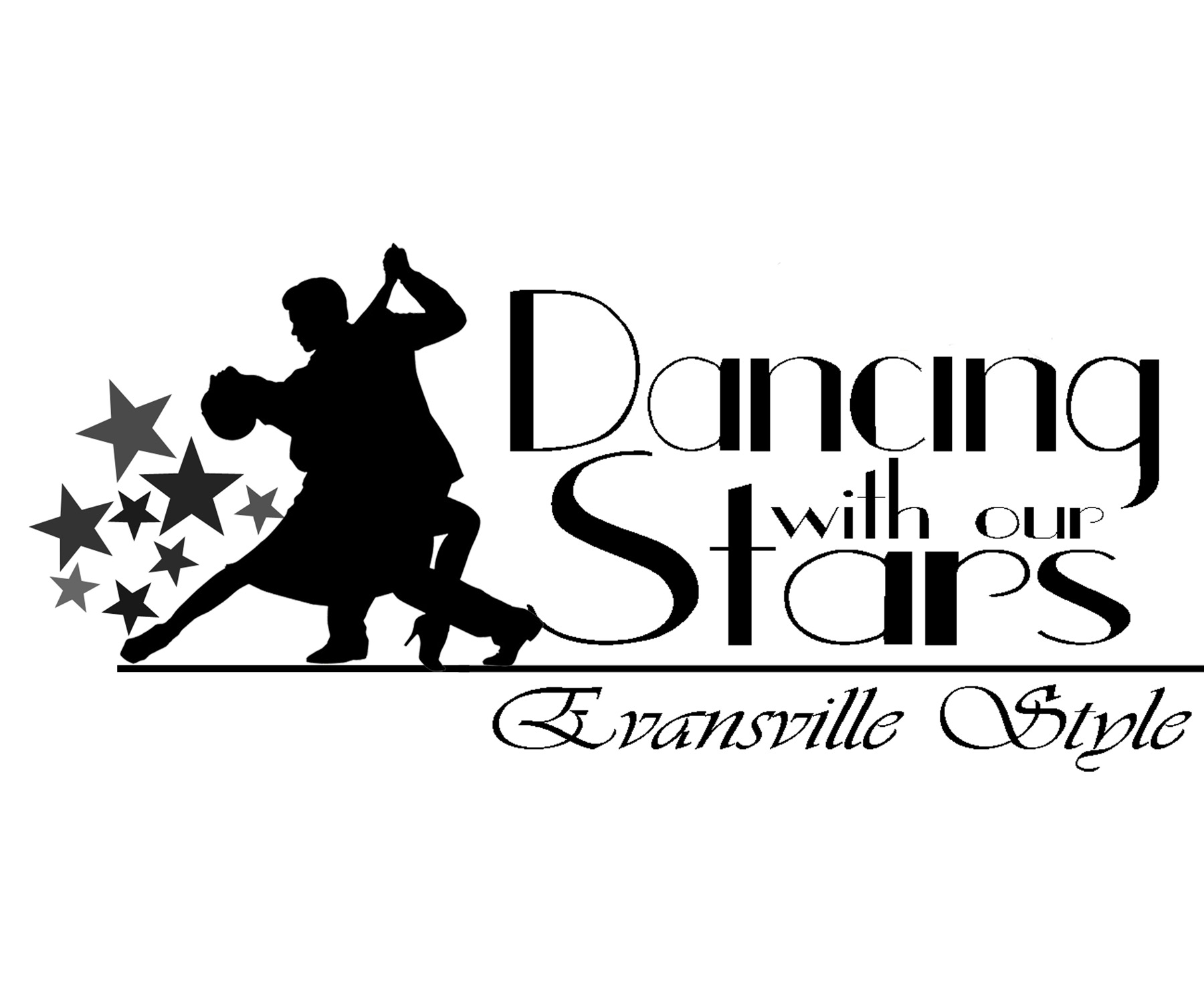 Dancing With The Stars Clipart & Clip Art Images #4038.