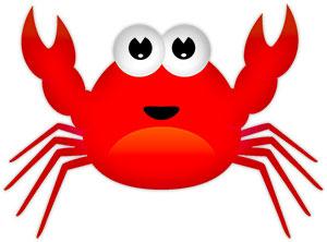 Free Crab Animations.