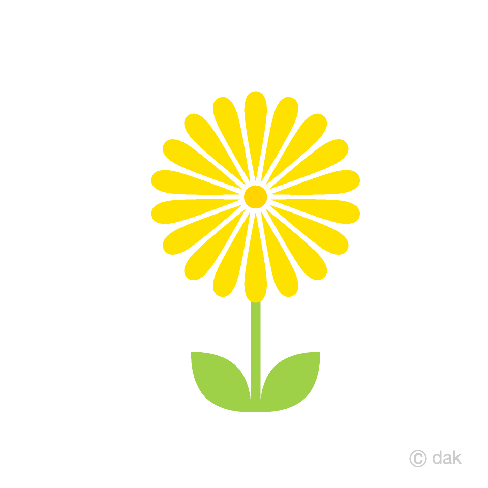 Cute Dandelion Clipart Free Picture|Illustoon.