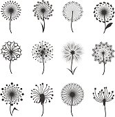 Free Dandelion Clipart and Vector Graphics.