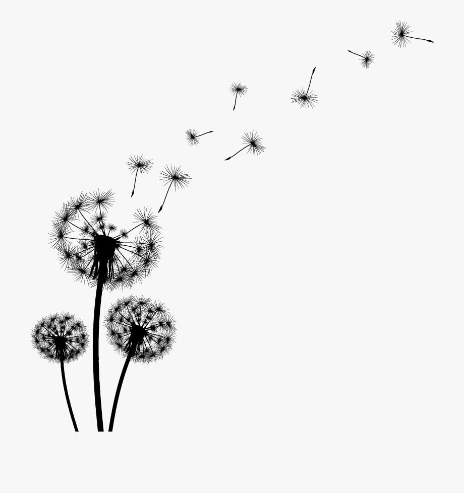 Dandelion Clipart Dead.