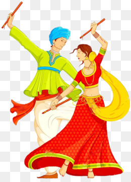 Dandiya PNG and Dandiya Transparent Clipart Free Download..