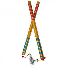 Download Free png Dandiya Sticks.
