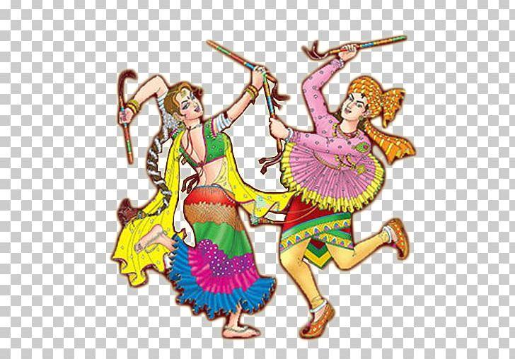 Garba Dandiya Raas Navaratri Song Art PNG, Clipart, Android, Apk.