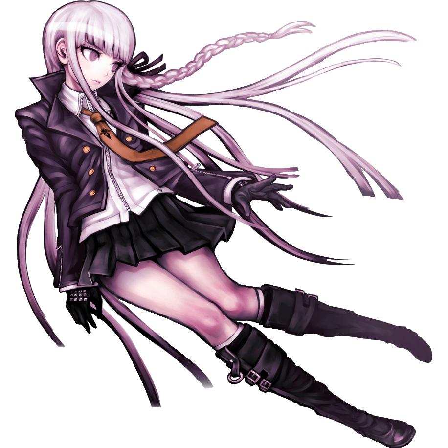 Kyoko Kirigiri.