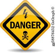 Danger Clip Art.