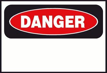Free danger Clipart.