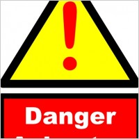 Clipart danger sign.