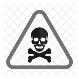 Danger Icon.