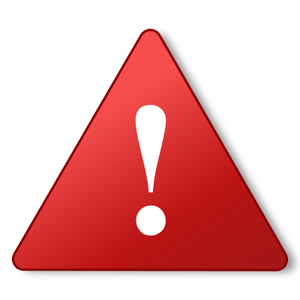 Status Warning icon png #2771.