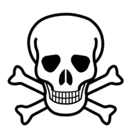 DANGER logo.