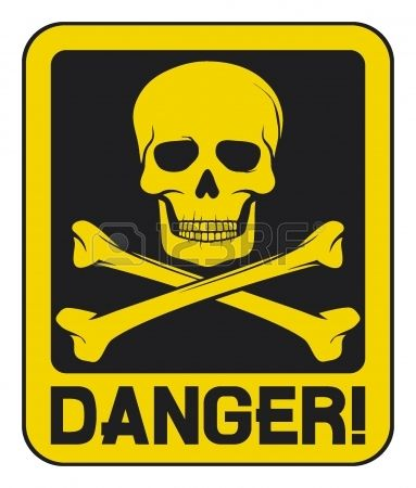 Danger Sign Images, Stock Pictures, Royalty Free Danger Sign.