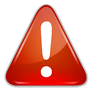 Attention danger logo png 7 » PNG Image.