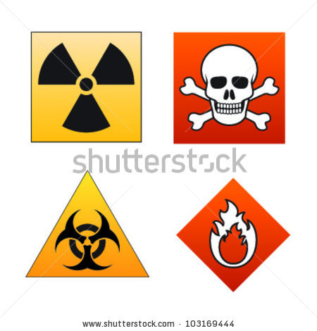 Flammable Icon Stock Photos, Royalty.