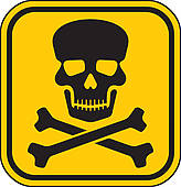 Danger death Clip Art Vector Graphics. 11,515 danger death EPS.