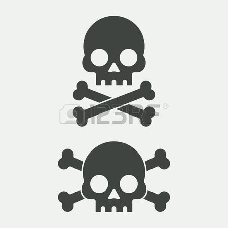 Death Danger Cliparts, Stock Vector And Royalty Free Death Danger.