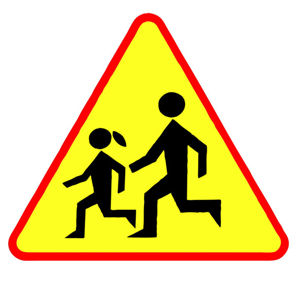 Free Road Danger Signs, Download Free Clip Art, Free Clip.