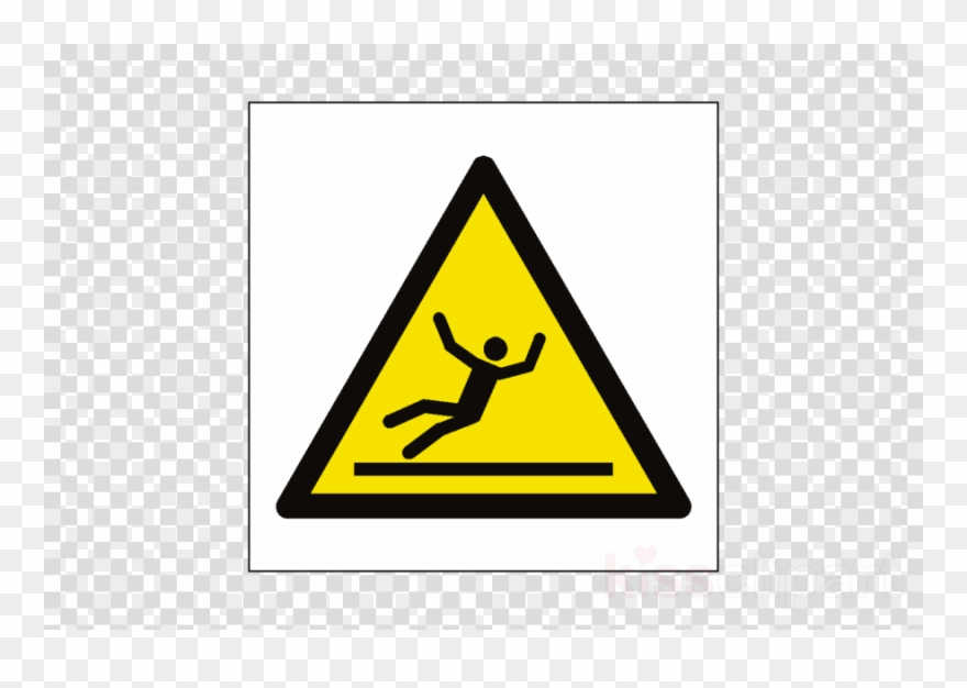 danger Slippery Surface' Warning Sign Clipart Warning.