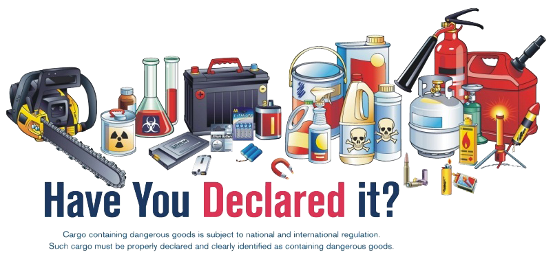 Dangerous goods clipart #2