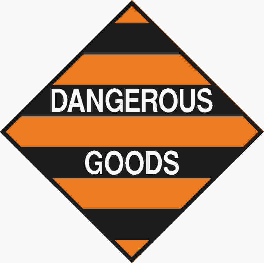Dangerous Goods Courses Overview.