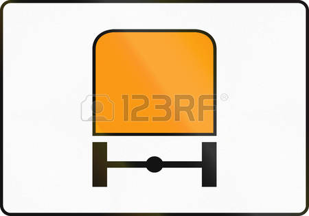 Dangerous Goods Transport Stock Photos Images. Royalty Free.