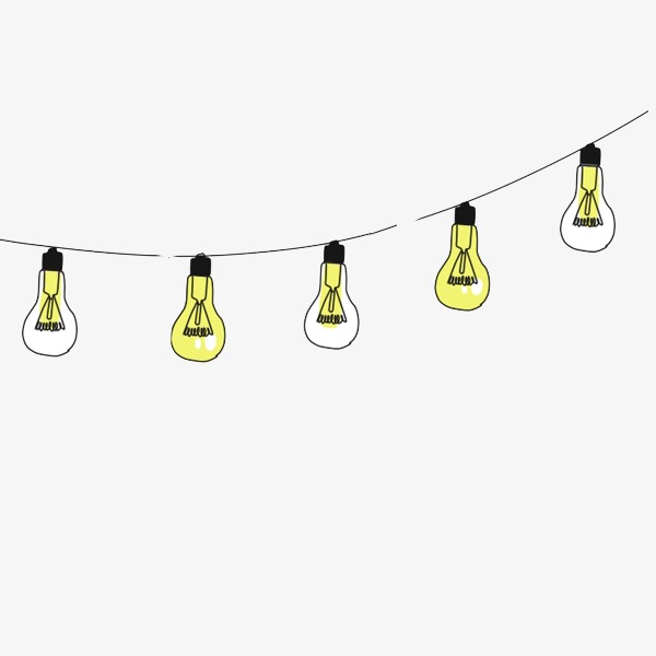 Hanging lights clipart 6 » Clipart Station.