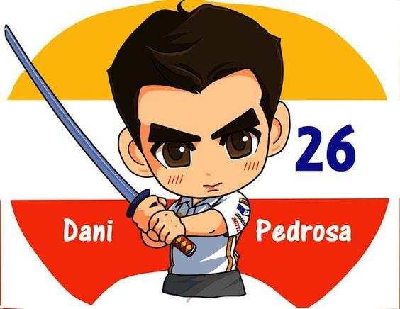 Dani Pedrosa.