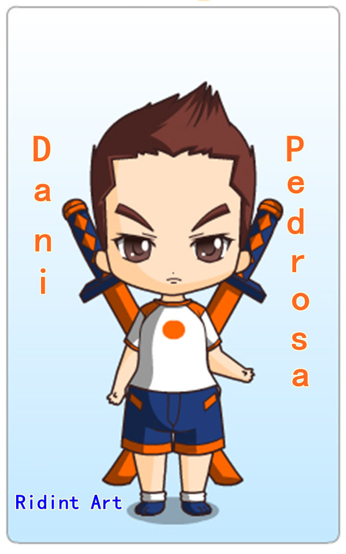 Dani Pedrosa 26 by itsaytnid on DeviantArt.