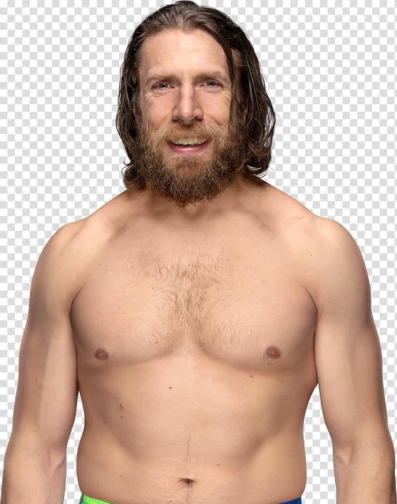 Daniel Bryan Render transparent background PNG clipart.